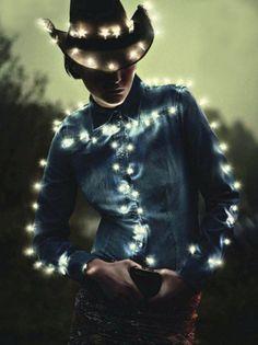 electric cowgirl