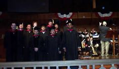 Generación de graduados 2006 del Seminario Internacional de Miami (MINTS), en la ceremonia de graduación en Old Cutler Presbyterian Church, Miami Florida.