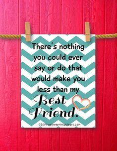 Chevron Best Friends Quotes. QuotesGram