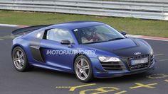 Scoop : serait-ce la prochaine Audi R8 GT ?