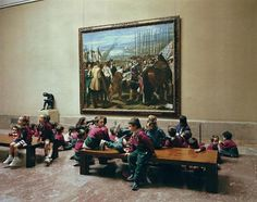 Thomas Struth - Museo del Prado - 1