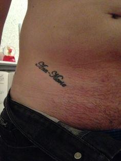 Pelvis Tattoo