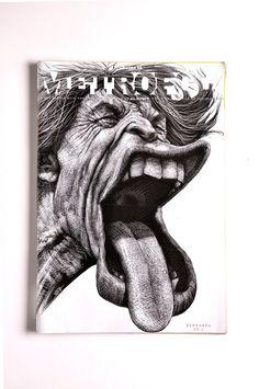 Metrópoli | Newspaper Cover Design Inspiration | Award-winning Magazine & Newspaper Design | D&AD