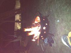 He loves fire