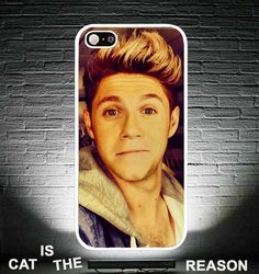 very cute niall horan of one direction iphone 4 by CATISTHEREASON