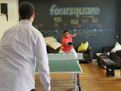 Foursquare Office