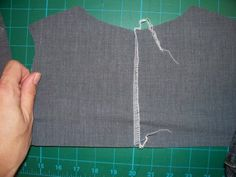 flatlock stitch
