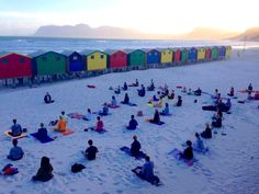 Since the start of 2017 we have started organising a free community event each Full Moon to share the joys of Yoga and ChiGung in the great outdoors, on our beautiful beach outfront. Joy Of Yoga, Moon Beach, Nordic Walking, Beach Sessions, Beach Yoga, Community Events, Beauty Full, Organising, Cape Town