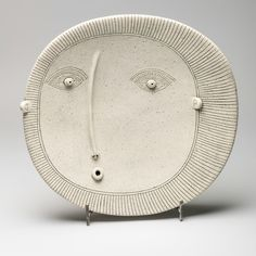 Guy Routledge Ceramics, face plates