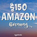 Enter to Win $150 Amazon Giftcard Giveaway Ends 6/4