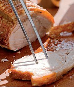 Crackling Pork on a Weber Q 300 series bbq - Recipes - Heatworks Coolworks