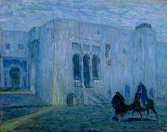 Henry Ossawa Tanner  Henry Ossawa Tanner - Palace of Justice