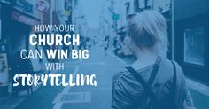 Each week, people of all walks of life walk into your church services. They all have stories. They all have a testimony. They all need their stories told.