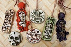 Vantiki's Tiki Oasis 2011 pieces