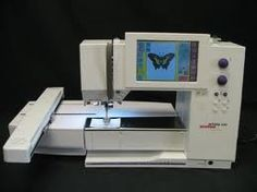 Bernina 200 - this is one of the machines I have