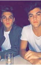 Dolan twins imagines by isabelle_2410