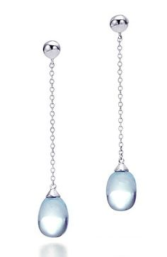 Tiffany & Co Bainbow Drops Earrings Silver - Love these. Simple but cute!