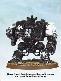 Raven Guard Dreadnought