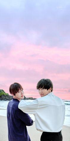 Chanbaek Fanart, Exo Chanbaek, Park Chanyeol, Baekhyun, Exo 12, Exo Couple, Exo Lockscreen, Kpop Couples, Xiuchen