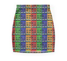 RGBY - Pencil Skirt by Shawna Rowe #fashion #rgby #skirt #cool #funky