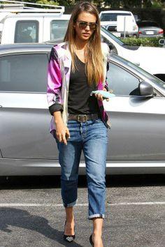 Boyfriend Jeans – O Rei do Conforto – Como Usar   Basic Look, por Cris Knuttz