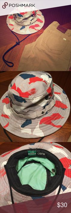 Lrg bucket hat Lrg bucket hat. Osfm. Brand new condition. Lrg Accessories Hats