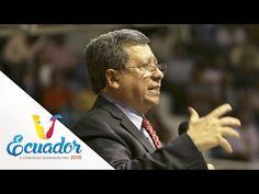 Mensaje Rev. Gustavo Martínez - Miércoles Noche - V Congreso Sudamericano