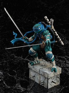 TMNT Leonardo Figure by Good Smile Company