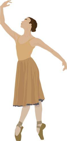 Ilustración arquitectónica Ballerina