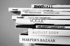 Teen Vogue | Vogue | Harper's Bazaar | Seventeen | CosmoGirl