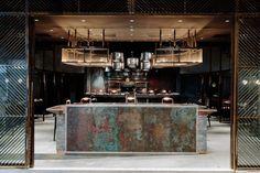 Rhoda restaurant by Joyce Wang Studio, Hong Kong , http://www.interiordesign-world.com/rhoda-restaurant-by-joyce-wang-studio-hong-kong/