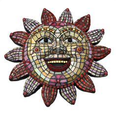 Mr. Sunshine from Major Mosaics
