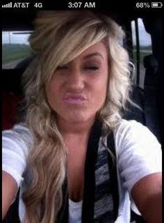 Love Chelsea Houska's hair !
