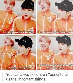 I know how u feel Yoongi ! Its happens to me too :-(