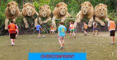 OVERCONFIDENT