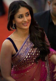 Nice saree..