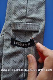 Chica Perika: Tutorial de Cómo hacer una corbata para niño a partir de la de un adulto   Recetas   Costura   Manualidades   Tutoriales Gender Reveal, Adidas Jacket, Athletic, Jackets, Fashion, Carnival, Pattern Cutting, How To Make, Tutorials