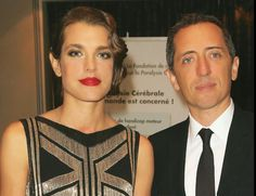 15 OCTOBER 2014  Andrea Casiraghi attended the annual party of the Foundation Motrice Andrea Casiraghi and his family attended the annual party of the Foundation Motrice in Paris.