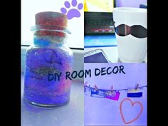 DIY Room Decor | IoanaDIY - YouTube
