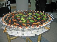 Catering Food Displays | Pin it 6 Like Image