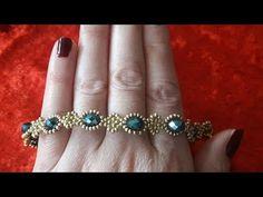 Vintage Jewelry Crafts, Handmade Jewelry, Diy Jewelry, Seed Bead Bracelets, Seed Bead Jewelry, Beading Jewelry, Heart Earrings, Beaded Earrings, Beaded Bracelet Patterns