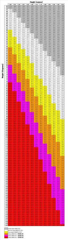 BMI(Body Mass Index)