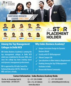 Among the Top Management Colleges in Delhi NCR