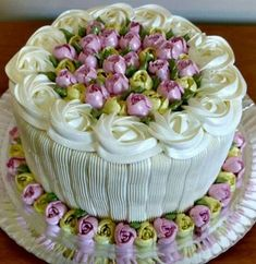 Cake Decorating Designs, Cake Decorating Techniques, Cake Decorating Tutorials, Cake Designs, Cookie Decorating, Pretty Cakes, Beautiful Cakes, Amazing Cakes, Adventure Time Cakes