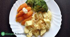 """Bezglutenowe kluski """"Minutki"""" z kaszy jaglanej (bez jajek, mleka, kukurydzy, soi)"""