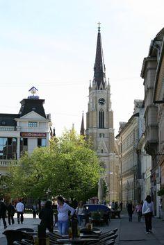 Katolicka crkva u Novom Sadu