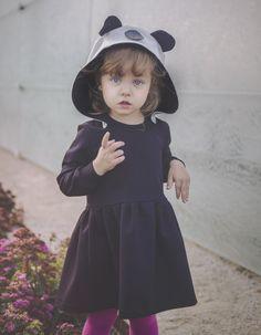 Sukienka PANDA Diamentowe