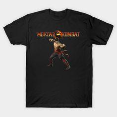 Shop Fight Like Liu Kang gaming t-shirts designed by jordanwilkins as well as other gaming merchandise at TeePublic. Liu Kang, Mortal Kombat, Classic T Shirts, Graphic Tees, Gaming, Mens Tops, Fashion, Moda, Videogames