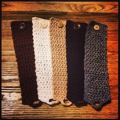Crochet Coffee Cozies https://www.facebook.com/handmadecreationsbytarasmith