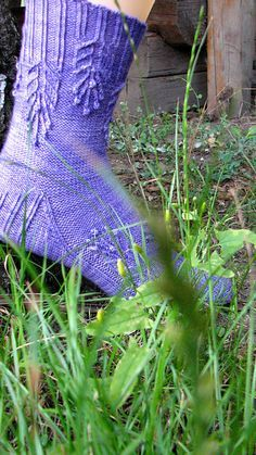 Ravelry: Molly's Socks pattern by Claire Ellen - free knitting pattern